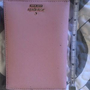 Kate spade passport wallet